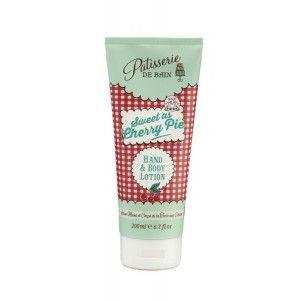 Buy Patisserie de Bain Sweet As Cherry Pie Hand & Body Lotion  - Nykaa