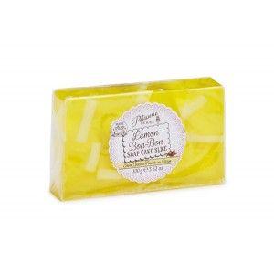 Buy Patisserie de Bain Lemon Bon-Bon Soap Cake Slice  - Nykaa