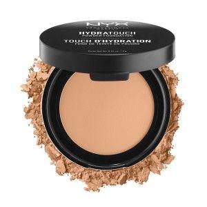 Buy NYX Professional Makeup Hydra Touch Powder Foundation - Nykaa