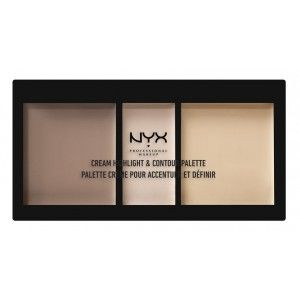 Buy NYX Professional Makeup Cream Highlight & Contour Palette - Nykaa