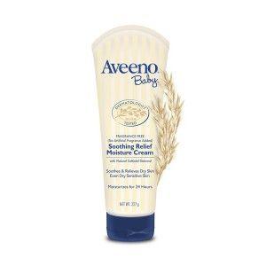Buy Aveeno Baby Soothing Relief Moisture Cream - Nykaa