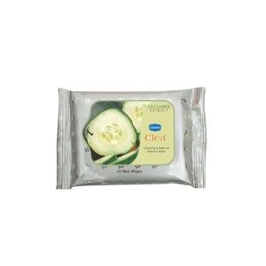Buy Ginni Clea Cleansing & Makeup Remover Wet Wipes - Cucumber (10 Wipes) - Nykaa