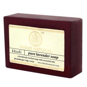 Buy Khadi Natural Lavender Soap - Nykaa