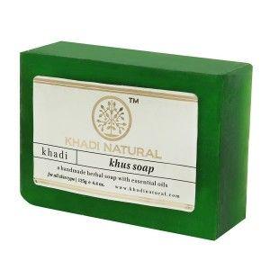 Buy Khadi Natural Khus Soap - Nykaa