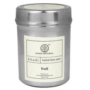 Buy Khadi Natural Fruit Face Pack (All Skin Types) - Nykaa