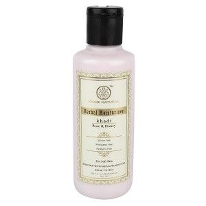 Buy Khadi Natural Rose & Honey Moisturizer - Nykaa