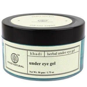 Buy Khadi Natural Under Eye Gel - Nykaa