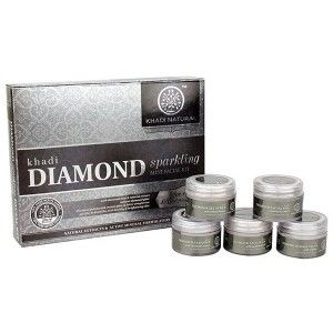 Buy Khadi Natural Diamond Mini Facial Kit - Nykaa