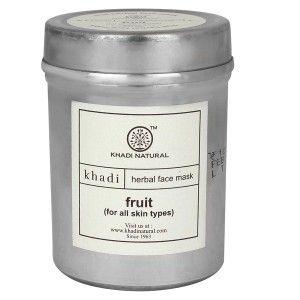 Buy Khadi Natural Fruit Face Pack(All Skin Types) - Nykaa
