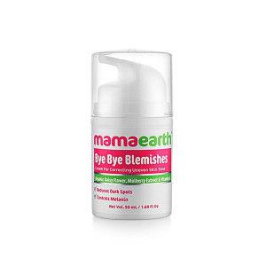 Buy Mamaearth Bye Bye Blemishes Cream - Nykaa