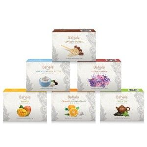 Buy Bahala Handmade Soaps - (Pack Of 6) - Nykaa