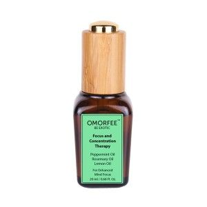 Buy OMORFEE Focus And Concentration Therapy - Nykaa