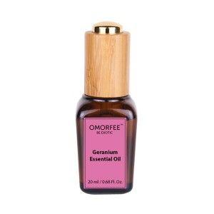 Buy OMORFEE Geranium Essential Oil - Nykaa