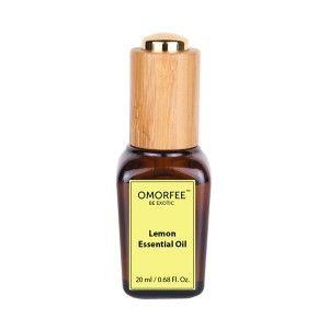 Buy OMORFEE Lemon Essential Oil - Nykaa