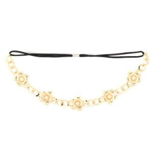 Buy The Blur Store - Floral Hairband - Nykaa