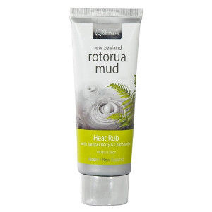 Buy Wild Ferns Rotoura Mud Heat Rub With Juniper & Chamomile  - Nykaa