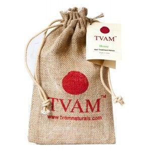 Buy TVAM Henna Hair Treatment - Nykaa