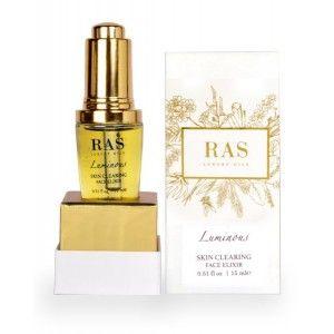 Buy RAS Luxury Oils Luminous Skin Clearing Face Elixir - Nykaa