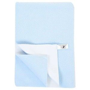 Buy Mee Mee'S Baby Total Dry & Breathable Mattress Protector Mat - Blue (M) - Nykaa