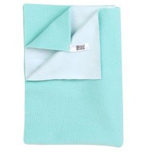 Buy Mee Mee'S Baby Total Dry & Breathable Mattress Protector Mat - Green (M) - Nykaa