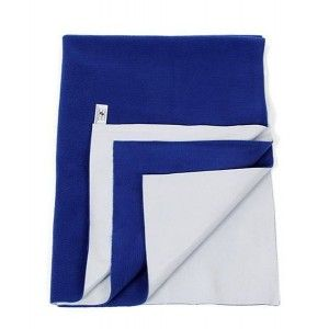 Buy Mee Mee'S Baby Total Dry & Breathable Mattress Protector Mat - Royal Blue (M) - Nykaa