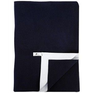 Buy Mee Mee'S Baby Total Dry & Breathable Mattress Protector Mat - Navy Blue (L) - Nykaa