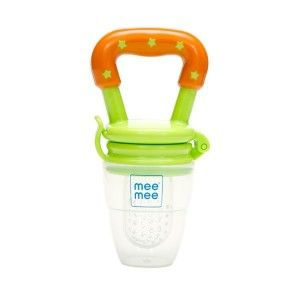 Buy Mee Mee Baby Fruit & Food Nibbler - Green - Nykaa