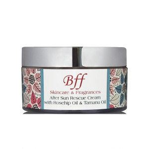 Buy BFF Skincare & Fragrances After Sun Rescue Cream With Rosehip & Tamanu Oil - Nykaa