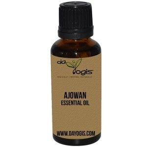 Buy Da Yogis Ajowan Essential Oil - Nykaa