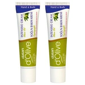 Buy Dalan D'Olive Olive Oil Intensive Cream (Pack Of 2) - Nykaa