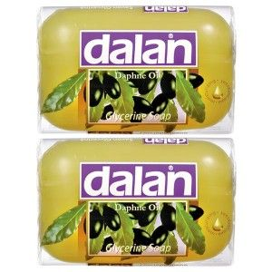 Buy Dalan Daphne Oil Glycerine Soap (Pack Of 2) - Nykaa