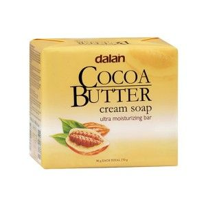 Buy Dalan Cocoa Butter Cream Soap Pack Of 3 - Nykaa
