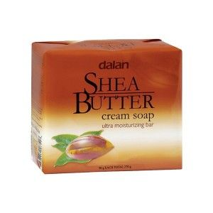 Buy Dalan Shea Butter Cream Soap Pack Of 3 - Nykaa