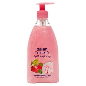 Buy Dalan Therapy Liquid Soap - Strawberries & Cream - Nykaa