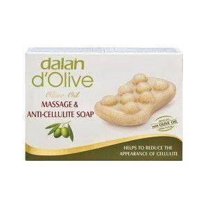 Buy Dalan D'Olive Olive Oil Massage & Anti Cellulite Soap - Nykaa