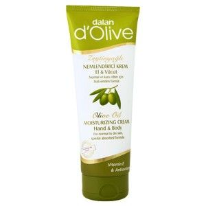 Buy Dalan D'Olive Moisturizing Hand & Body Cream - Nykaa