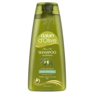 Buy Dalan D'Olive Olive Oil Volumizing Shampoo - Nykaa