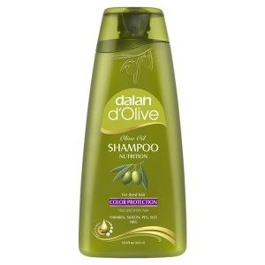 Buy Dalan D'Olive Olive Oil Color Protection Shampoo - Nykaa