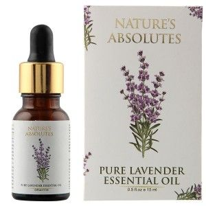 Buy Nature's Absolutes Pure Lavender Essential Oil - Nykaa