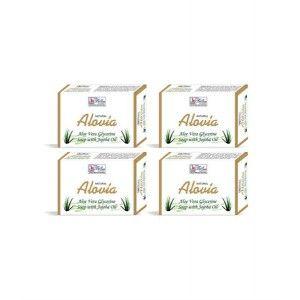 Buy BeSure Aloe Vera Soap - Pack Of 4 - Nykaa