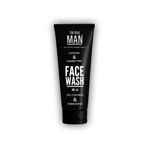 Buy The Real Man Face Wash - Nykaa