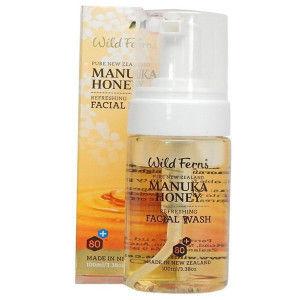 Buy Wild Ferns Manuka Honey Facial Wash - Nykaa