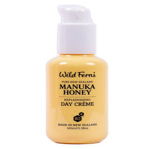 Buy Wild Ferns Manuka Honey Replenishing Day Creme - Nykaa