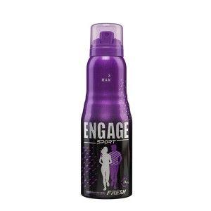 Buy Engage Sport Fresh Men Deodorant - Nykaa