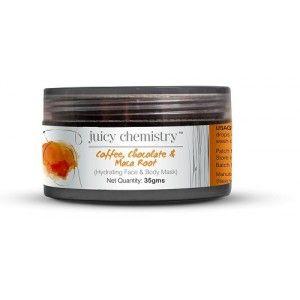 Buy Juicy Chemistry Coffee, Chocolate & Maca Root - Nykaa