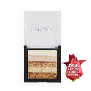 Buy Makeup Revolution Vivid Shimmer Highlighter - Nykaa