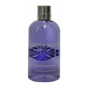 Buy Molton Brown Travel Reviving Cempaka Bath & Shower Gel - Nykaa