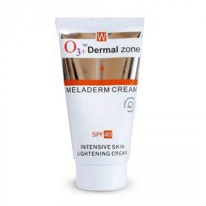 Buy O3+ Dermal Zone Meladerm Cream SPF 40 - Nykaa