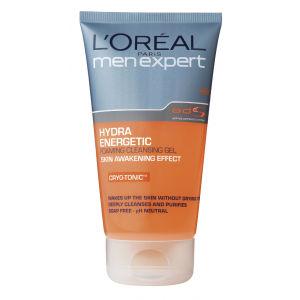 Buy L'Oreal Paris Men Expert Hydra Energetic Skin Awakening Icy Cleansing Gel - Nykaa