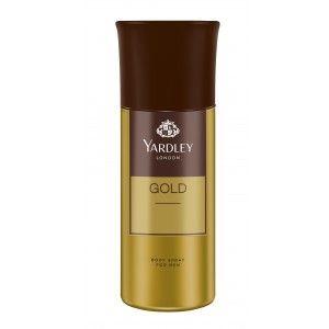 Buy Yardley Gold Deodorant Spray - Nykaa